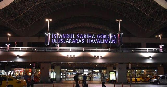Sabiha Gökçen'de dış hat uçuş noktası 128'e ulaşacak