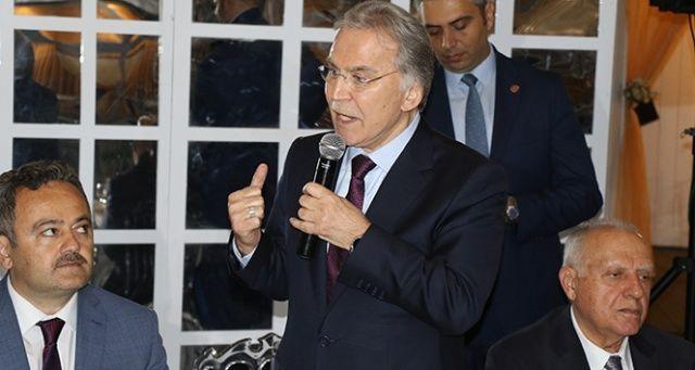 Şahin: 'HDP'de olsaydı, ama onlar Türkiye Partisi olmayı başaramadılar'