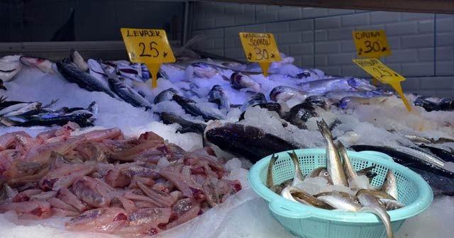Sinop'ta Ramazan ayında balık fiyatları düştü