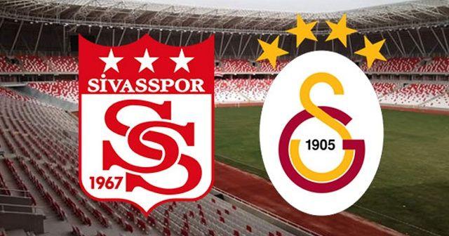 Sivasspor Galatasaray'ı 4-3 yendi
