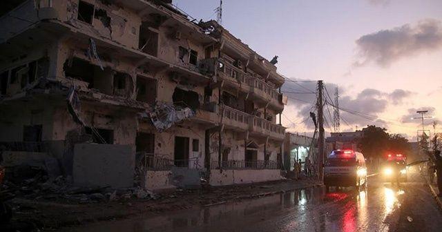 Somali'de bomba yüklü araçla saldırı: 4 ölü