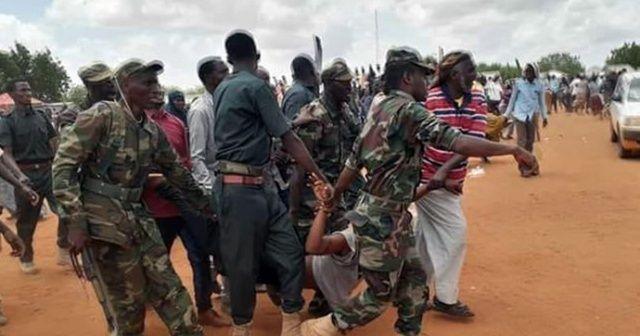 Somali'de intihar saldırısı önlendi