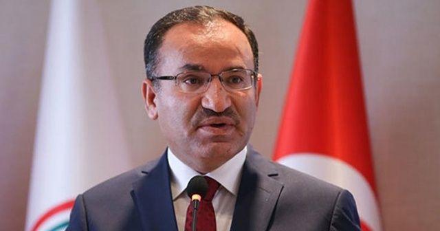 """TBMM Anayasa Komisyonu Başkanı Bozdağ: """"YSK'nın bu kararı emsal teşkil edecek"""""""
