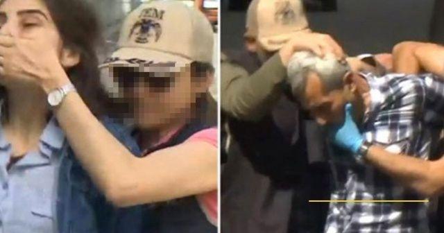 TBMM'ye girmeye çalışırken yakalanan 2 terörist adliyeye sevk edildi.