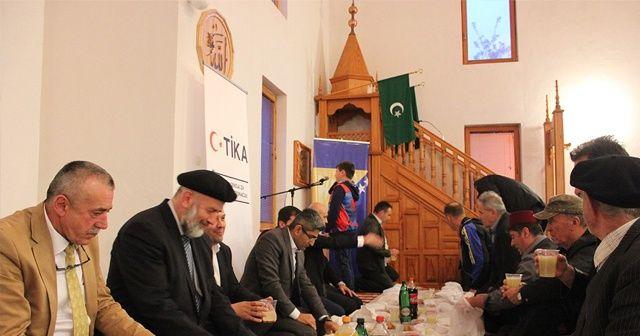 TİKA'dan Bosna Hersek'te iftar