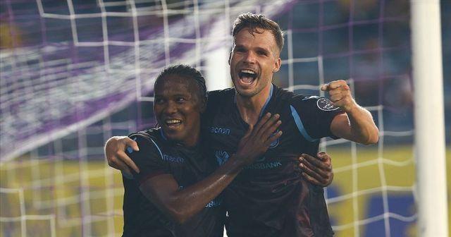 Trabzonspor'un golcü ve centilmen savunmacısı Novak