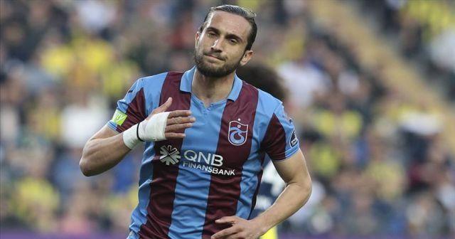 Trabzonspor'un Yusuf Yazıcı gururu