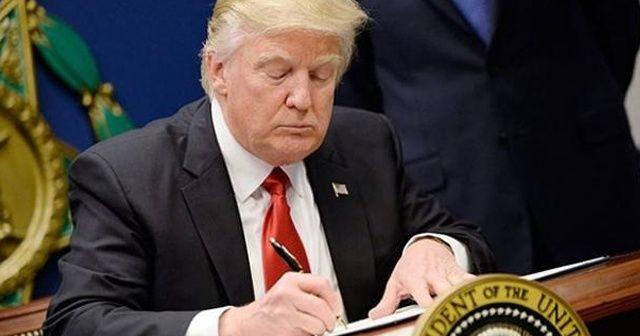 Trump'tan Ortadoğu'ya ilave asker gönderilmesine onay