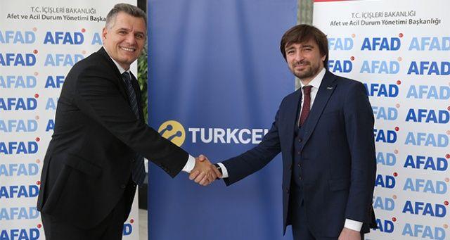 Turkcell yerli ve milli e-posta sistemi AFAD'ta hayata geçirildi