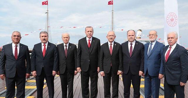 Uzmanlar, Samsun'daki 'birlik fotoğrafı'nı yorumladı