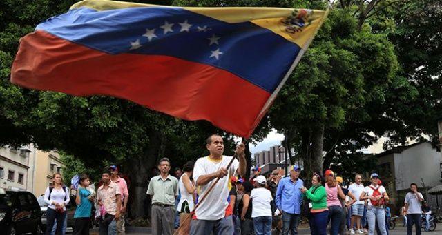 Venezuela'dan Türkiye 'hami devlet olsun' teklifi