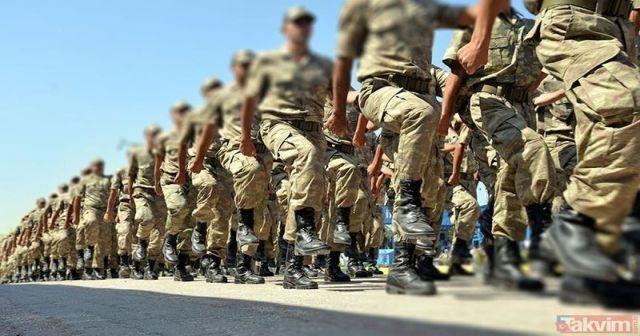 Yeni askerlik sistemi teklifine son şekli verildi