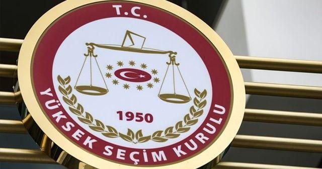 YSK, İstanbul seçiminin iptaline ilişkin aldığı kararın gerekçesini açıkladı