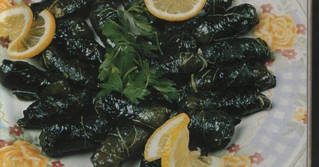 Zeytinyağlı kara lahana dolması tarifi