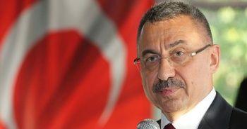 Cumhurbaşkanı Yardımcısı Oktay: 'S-400'le ilgili karar verilmiştir'