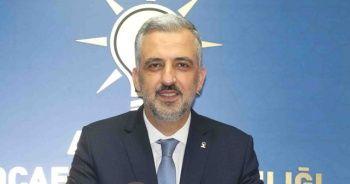 AK Parti Kocaeli İl Başkanı Eryarsoy görevinden istifa etti