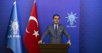AK Parti Sözcüsü Çelik: YSK milletin iradesine başvurulmasını istedi