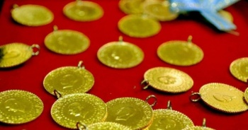 Altının kilogramı 249 bin 800 liraya geriledi