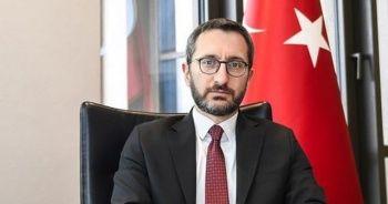 Altun: Türkiye'nin politika ve tezlerini Amerikalılara anlatacağız