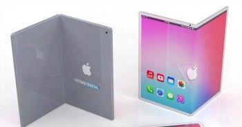 Apple katlanabilir telefon patenti aldı
