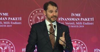 Bakan Albayrak: 3 faaliyet alanına 30 milyar lira finansman sağlanacak