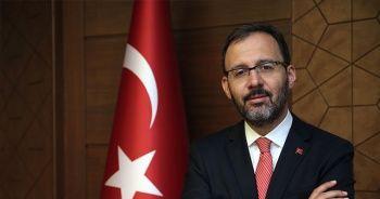 Bakan Kasapoğlu VakıfBank'ı kutladı