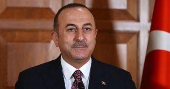 Çavuşoğlu: Türkiye, KKTC ve Kıbrıs Türk halkı her zaman çözümden yana oldu