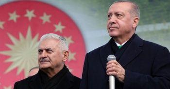 Cumhurbaşkanı Erdoğan:'Adayımız belli Binali bey'