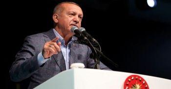 Cumhurbaşkanı Erdoğan'dan İstanbul açıklaması: Oyları çaldılar