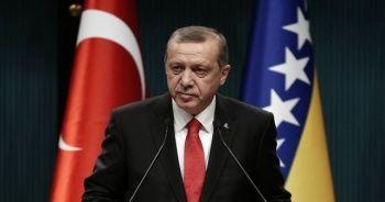 Cumhurbaşkanı Erdoğan'dan 'Türk Akımı' açıklaması