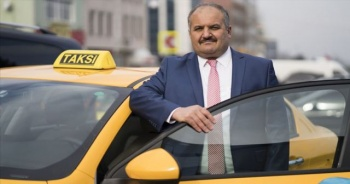 Cumhurbaşkanı Erdoğan'ın açıklamaları taksicileri sevindirdi