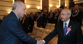 Cumhurbaşkanlığı'ndan CHP Liderine davet