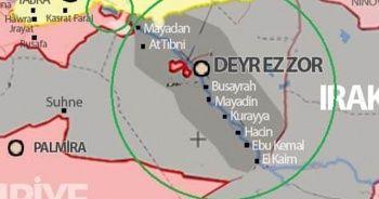 Deyr-i Zor'da Arap aşiretler PYD/YPG'ye karşı ayaklanıyor