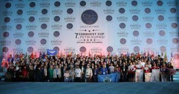 Fetih Kupası'nda Türk sporculardan 31 madalya