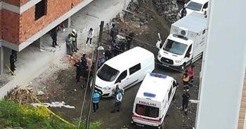 Giresun'da inşaattan düşen işçi hayatını kaybetti