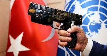 Güney Afrika'nın güvenliğini Türk yapımı silah 'Wattozz' sağlayacak