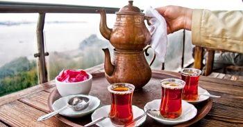 Gürcistan'da çay festivali