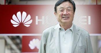 """Huawei CEO'su Zhengfei: """"Zafer bizim olacak"""""""