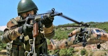 İçişleri Bakanlığı: Siirt-Eruh kırsalında 3 terörist etkisiz hale getirildi