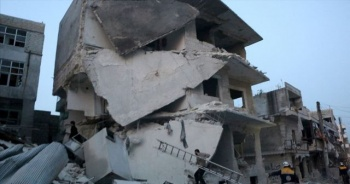 İdlib'de hava saldırılarında sahurdan bu yana 13 sivil hayatını kaybetti