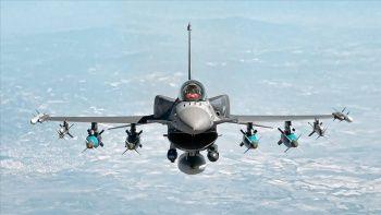 Irak kuzeyi bölgesine düzenlenen hava harekâtında terör örgütüne ağır darbe!