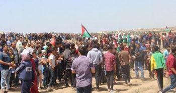 İsrail askerleri Kudüs Günü'nde 16 Filistinliyi yaraladı