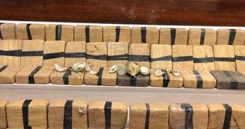 İstanbul'da uyuşturucu kaçakçılarına darbe: 200 kiloya yakın uyuşturucu ele geçirildi