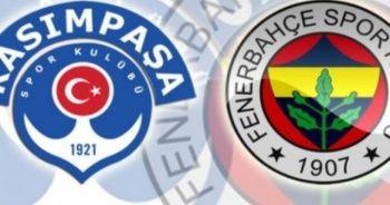 Kasımpaşa Fenerbahçe Maçı Canlı İzle | Kasımpaşa FB maçı Canlı Skor Kaç Kaç (Bein Sports İZLE Lig TV)