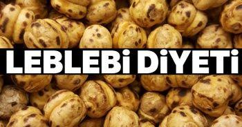 Leblebi Diyeti Leblebi de kaç Kalori var, Leblebi diyeti nasıl yapılır?