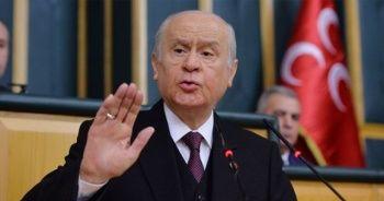 """MHP Lideri Bahçeli: """"İstanbul'un fethi, gelmiş geçmiş en göz alıcı fetihtir"""""""