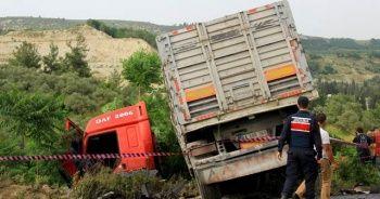 Muğla'da kazalar: 2 ölü, 2 yaralı