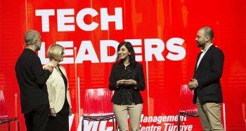 Siemens Türkiye'nin 'Kariyerini Sahiplen Ekosistemi' HR Tech Leaders etkinliğinde tanıtıldı