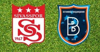Sivasspor Başakşehir Maçı CANLI İZLE! Sivasspor Başakşehir Maçı Şifresiz Veren Kanallar var mı? Beinsports CANLI İZLE