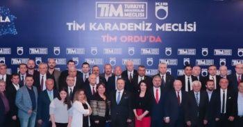 TİM İhracat meşalesini bu kez 'Karadeniz Meclisi' ile Ordu'da yaktı